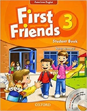 First Friends 3 (American English)
